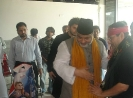 Custodian Ajmer Shareef visiting QIH on October 9th 2010