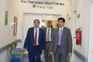 Dr. Bangash visits Armed Forces Bone Marrow Transplant Center_13