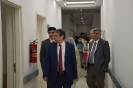 Dr. Bangash visits Armed Forces Bone Marrow Transplant Center_21