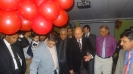 Staff Celebrating the birthday of Dr. Shaukat A. Bangash, CEO_8