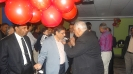 Staff Celebrating the birthday of Dr. Shaukat A. Bangash, CEO_9