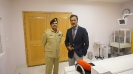Surgeon General Of Pakistan Lt. Gen. Zahid Hameed Inaugrated Nuclear Imaging Center Of Q.I.H_10