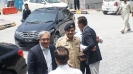 Surgeon General Of Pakistan Lt. Gen. Zahid Hameed Inaugrated Nuclear Imaging Center Of Q.I.H_2