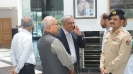 Surgeon General Of Pakistan Lt. Gen. Zahid Hameed Inaugrated Nuclear Imaging Center Of Q.I.H_5