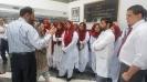 YMDC students visit QIH